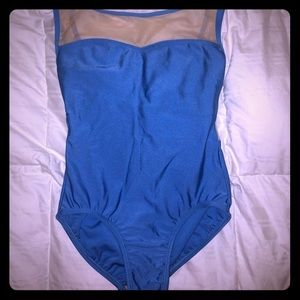 Petite Adult Suffolk dance leotard